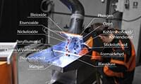 2. Composition of welding fumes